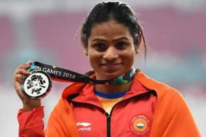 Dutee Chand Husband