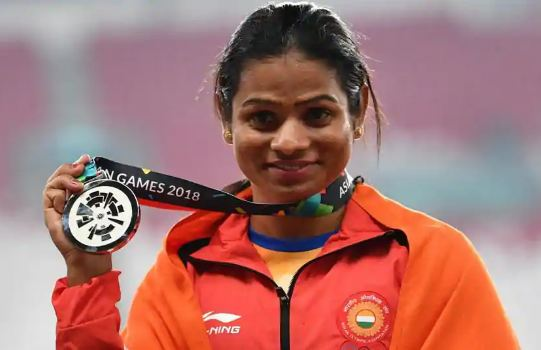 Dutee Chand Age