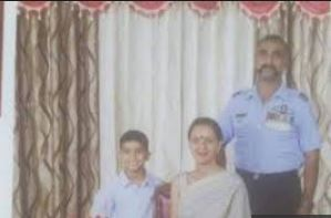 Abhinandan Family children